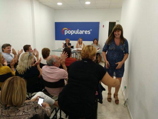 Maite Torrent, candidata del PP al Congreso