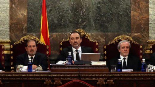 El juez Marchena.