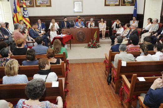 Pleno del Ayuntamiento de Maó