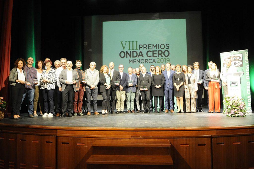 Imagen de la gala celebrada en 2019, antes de la pandemia