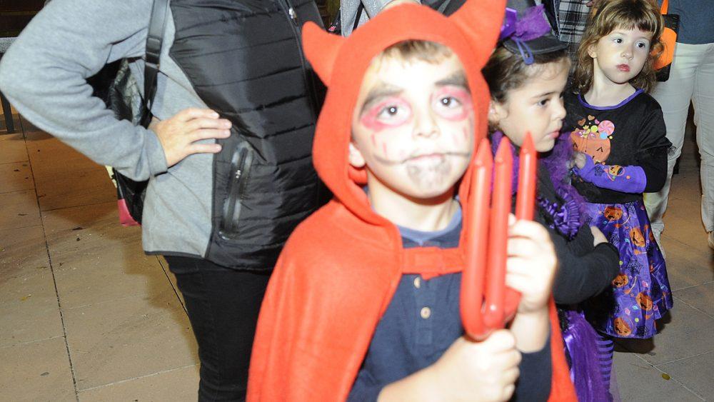 Halloween en Sant Lluis.