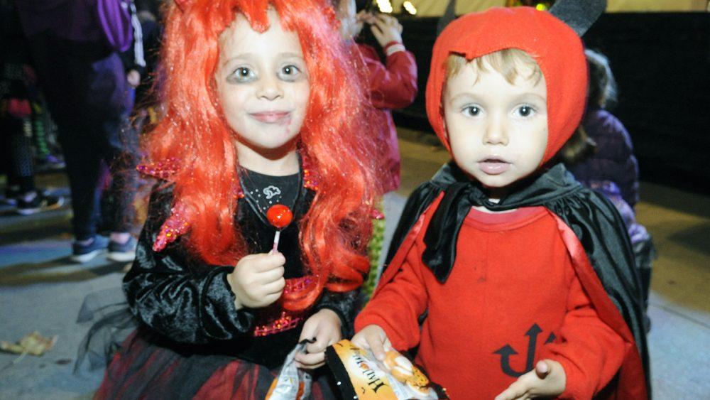 Halloween en Alaior.
