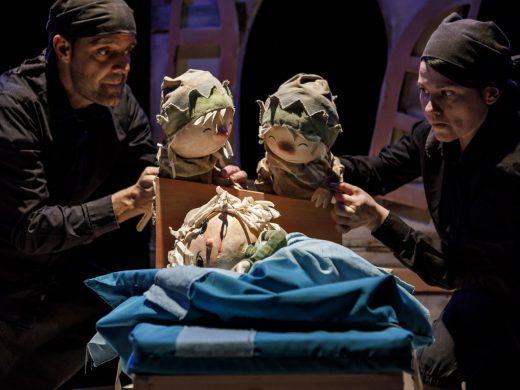 """(Fotos) La magia de """"Peter Pan"""", en el Teatre Principal"""