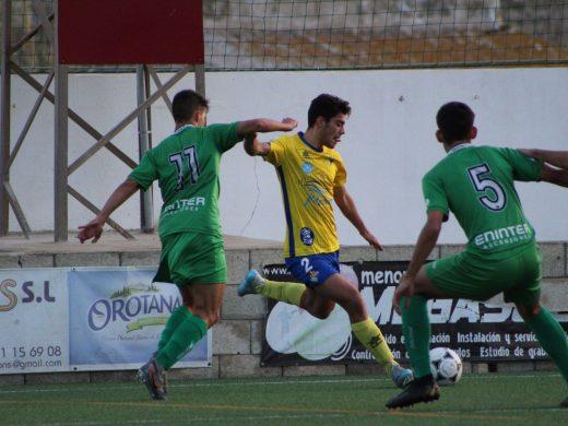 (Fotos) El Atlético Villacarlos vuelve a las andadas