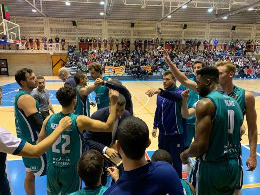 (Fotos) Segunda derrota consecutiva del Hestia Menorca ante el CB Prat
