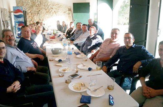 Una imagen del encuentro (Foto: PIME Menorca)