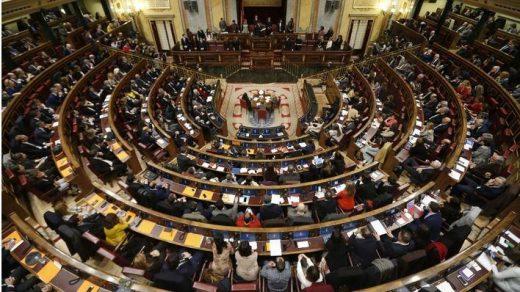 El Congreso celebrará mañana una nueva sesión de investidura
