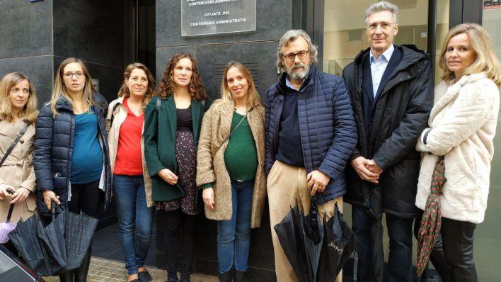 El Juzgado de lo Contencioso Administrativo número 3 de Palma ha acogido hoy el primer juicio contra el Govern.