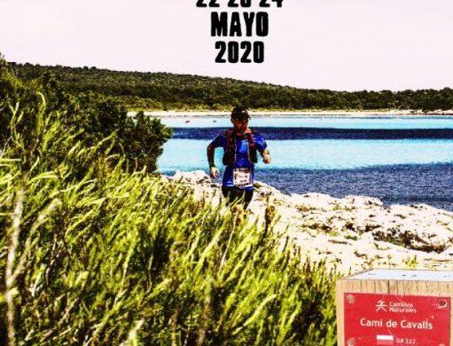 (Fotos y vídeo) 2000 plazas para la Trail Menorca Camí de Cavalls 2020