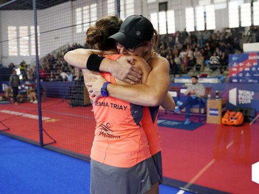 (Vídeo y fotos) Gemma Triay reina en Santander