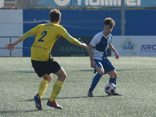 (Fotos) El Ebro golea al Atlético Villacarlos