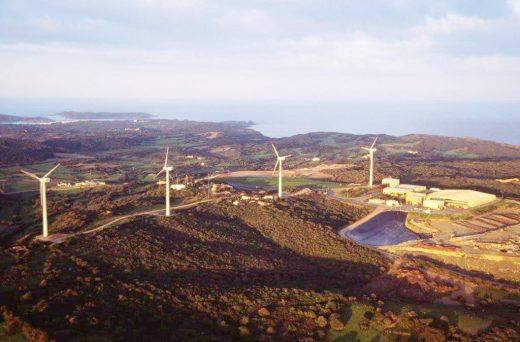 El plan prevé en Milà la construcción de una planta de biogás a partir de residuos con potencial de biodegradabilidad