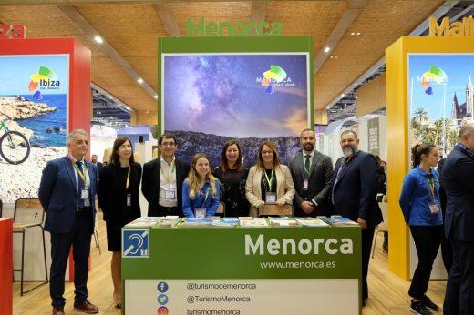 La imagen de Menorca.