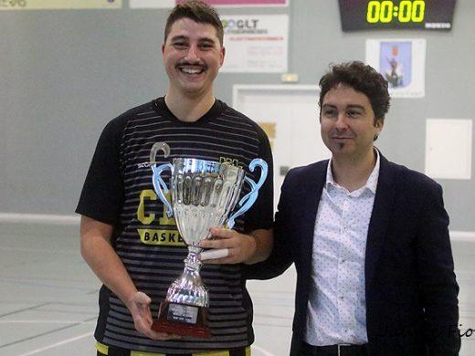 (Fotos) Es Castell y Jovent reinan en el basket menorquín