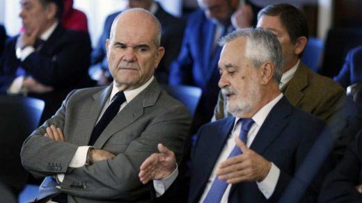Griñán y Chaves, condenados por el caso de los ERE (Foto: Mallorcadiario)