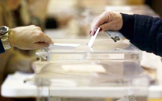 30.371menorquines han ejercido su derecho al voto hasta las 18 horas