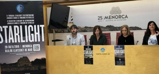 Imagen del acto de presentación del Encuentro