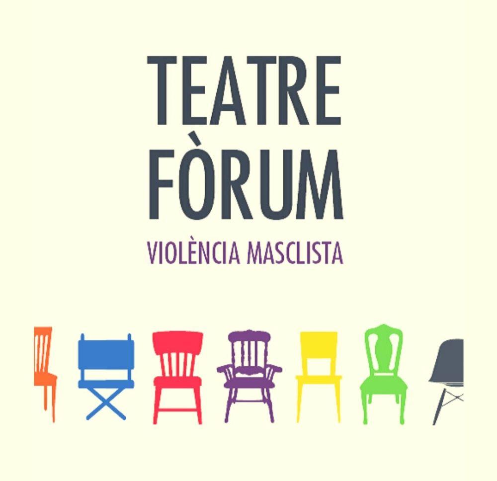 Imagen del cartel Teatre Fòrum