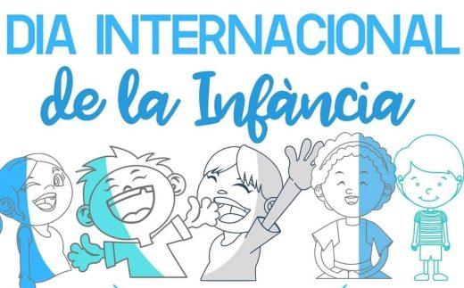Imagen del cartel del Día de la Infancia