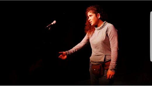 Olza Olzeta será la invitada en esta edición de Poetry Slam