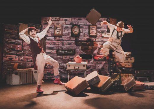 """La obra se representa en el marco del programa """"Els més petits al Teatre!"""""""