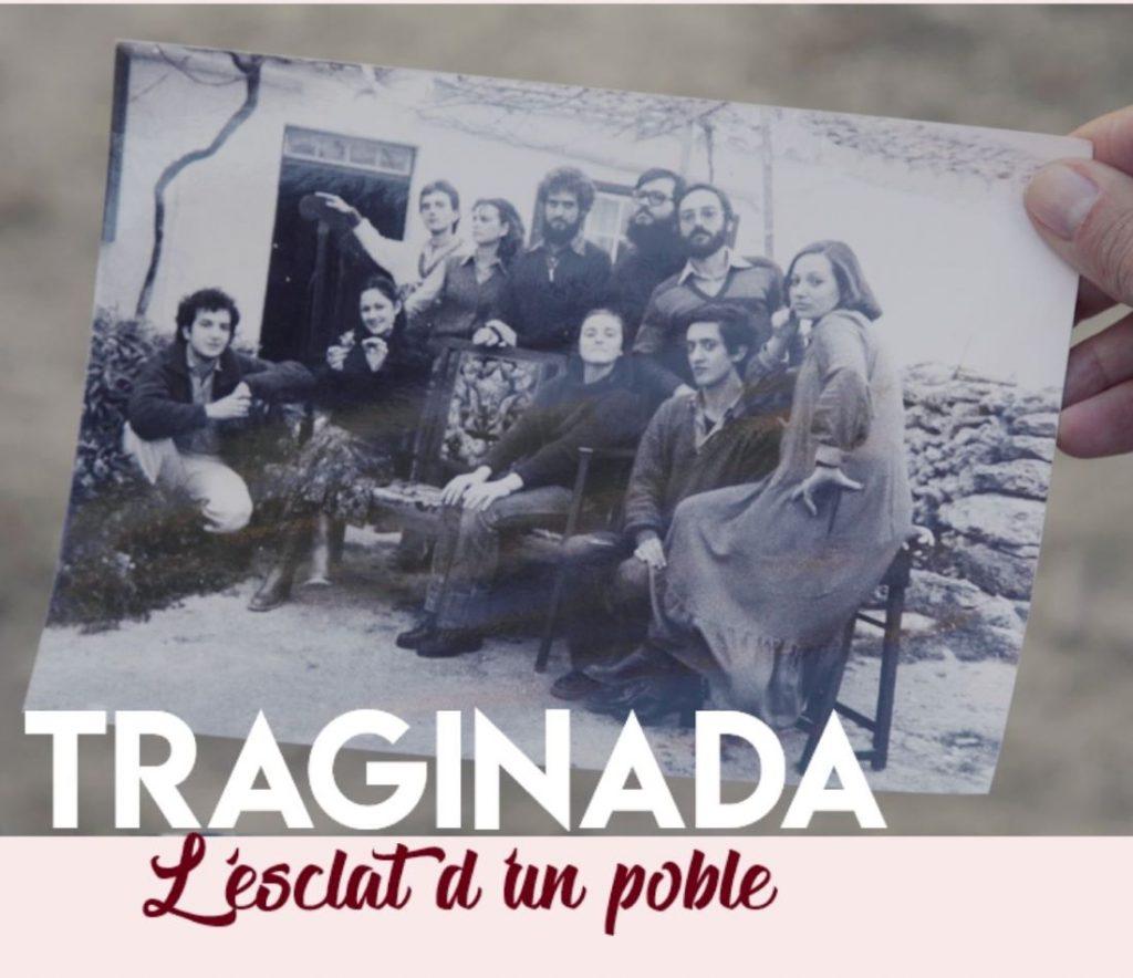Imagen del cartel que anuncia el documental.