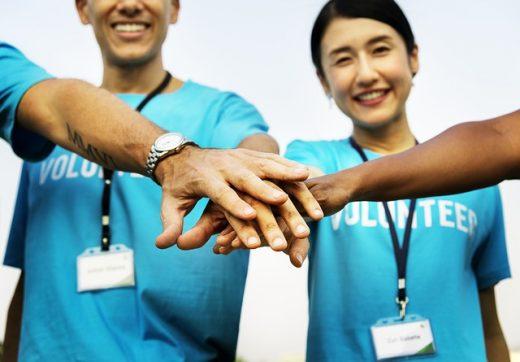 Voluntarios formados y preparados