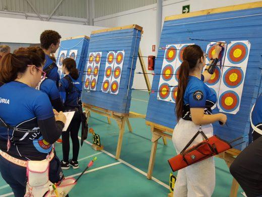 Borja Goñalons se impone en la competición de arco con más participación en 10 años