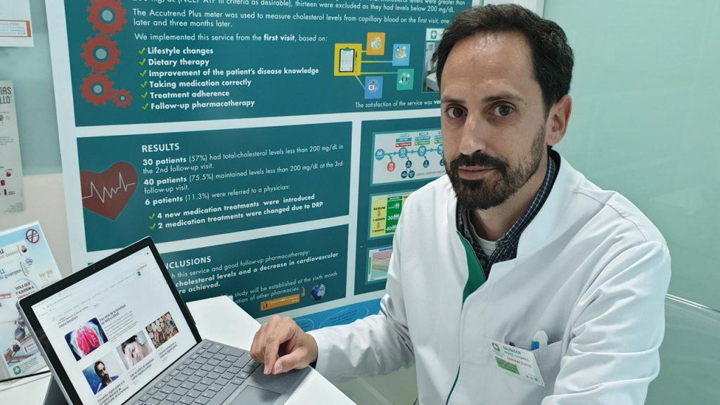 Baltasar Pons, farmacéutico de Llucmajor