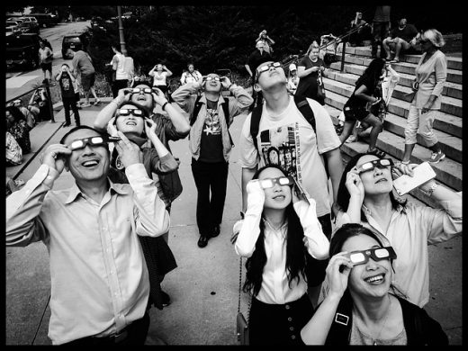 Habrá seis eclipses en 2020, alguno (penumbral) se podrá ver desde Menorca