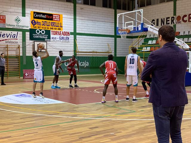 Pitu Jiménez fue el timón del equipo - Foto: Hestia Menorca