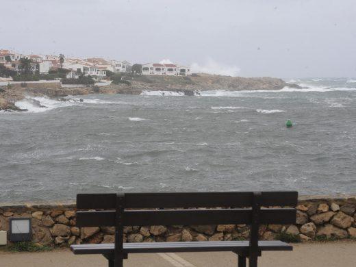 (Fotos) El impacto de Bernardo en la costa