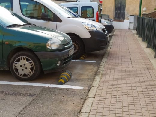 (Fotos) Mejoras en el entorno urbano de Alaior