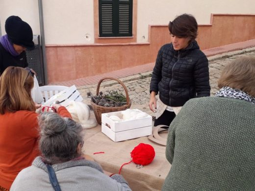 (Fotos) La Navidad llega a Es Mercadal