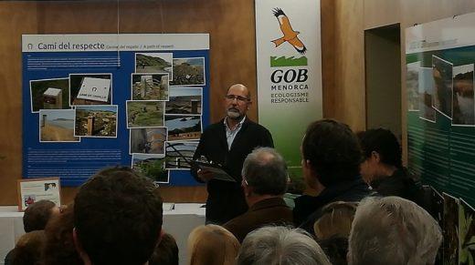 Carlos Coll, presidente del GOB.
