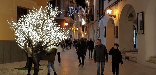 Calles comerciales de Ciutadella (Foto: Ayuntamiento de Ciutadella)