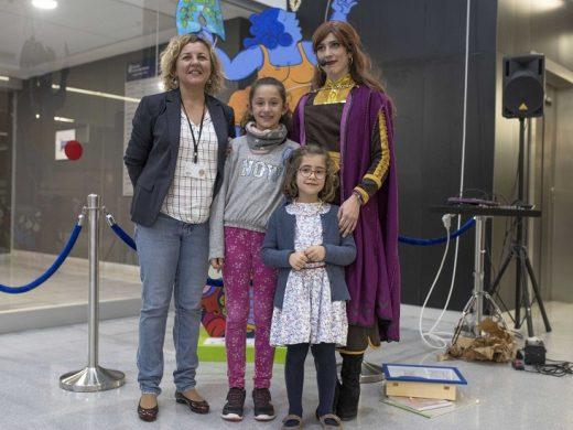 (Galería de fotos) Fiesta infantil en el Mateu Orfila