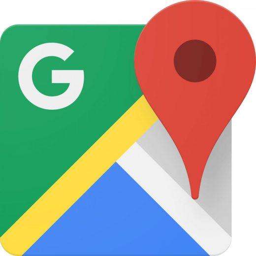 Cambios en Google Maps.