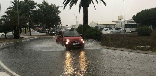Septiembre fue un mes de grandes precipitaciones en Menorca (Foto: Tolo Mercadal)