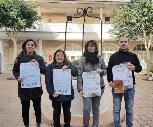Las alcaldesas de Es Castell, Joana Escandell, y Sant Lluís, Carol Marqués