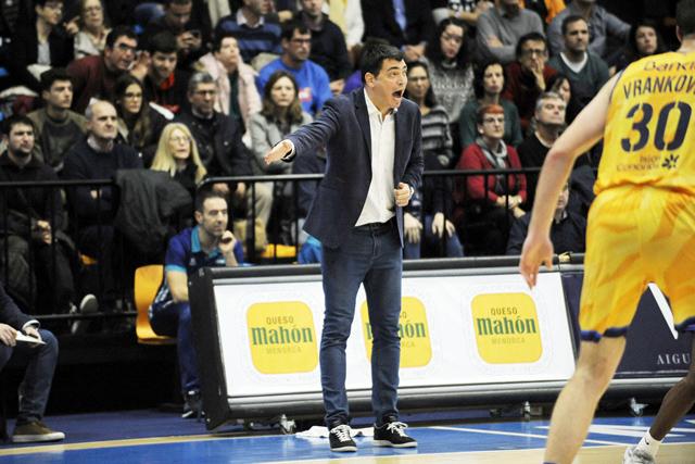 Oriol Pagès queda en una situación comprometida - Foto: Tolo Mercadal