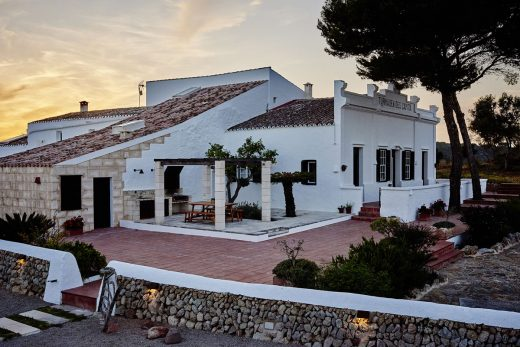 Turmadèn des Capità está entre las casas de ecoturismo rural más sostenibles de España