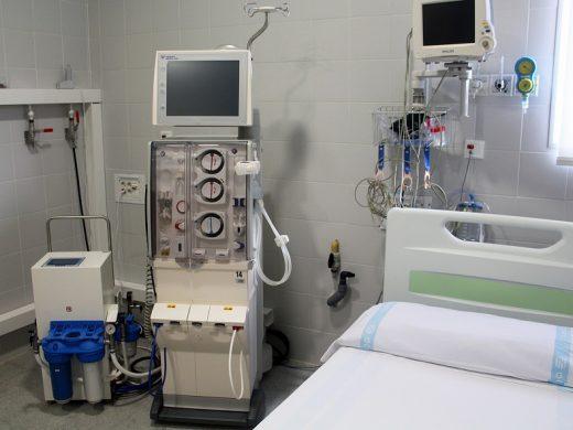(Fotos) Nueva técnica de hemodiálisis en el Mateu Orfila
