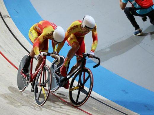 (Fotos) Albert Torres se cae y acaba quinto en Hong Kong