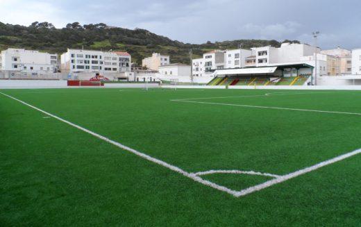 Campo de Sant Bartomeu en Ferreries.