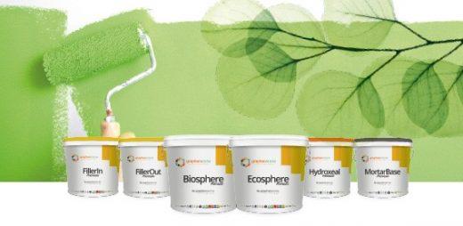 Pintura con grafeno es pintura ecológica