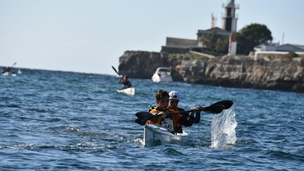 Un momento de la competición (Fotos: Siscu Pons)