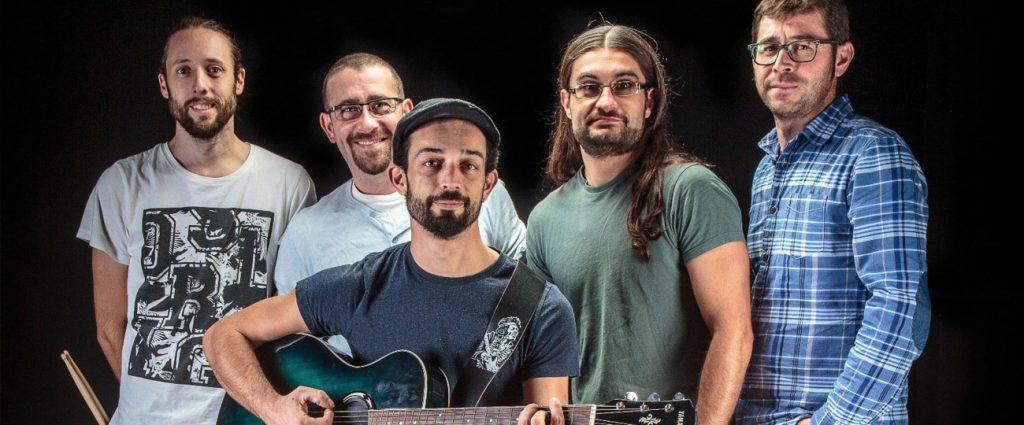 Imagen promocional de la banda.