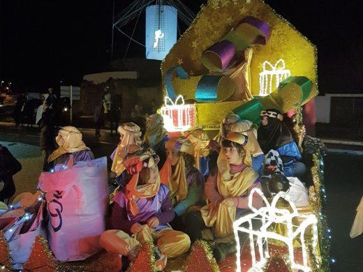 (Fotos) La magia de los Reyes llega a Es Castell