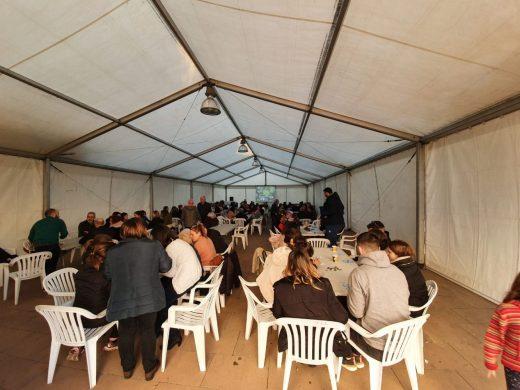 (Fotos) Bingo solidario en Sant Lluís